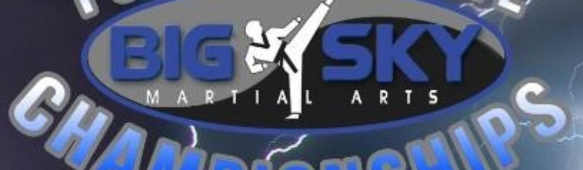 19th Annual Big Sky Martial Arts Championships