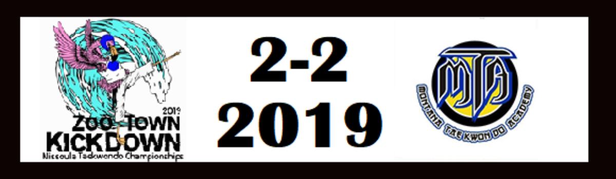 2-2-19 Zootown Kickdown